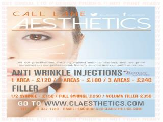 Botox Leeds - Call Lane Aesthetics