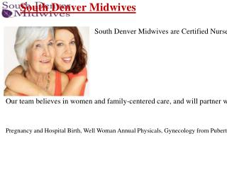 Certified Professional Midwives