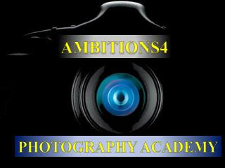 Basic Photography classes ,Still photography institute