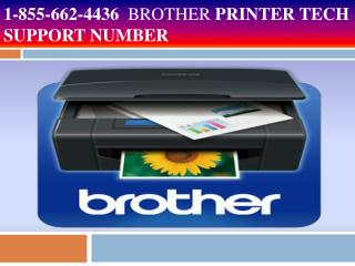 1 -(855 662 4436) Brother Printer Won't Print from Internet