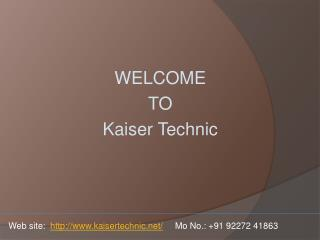 Plastic Pipe Testing Machine Manufacturers | Plastic Testing