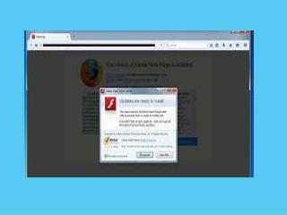 Entfernen How2safeupdate.net pop-up