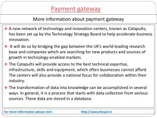 The Best Timing to pay fee by payment gateway