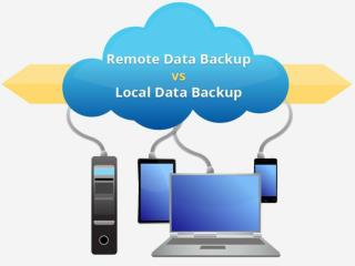 Local Backup vs. Remote Backup in Kansas City