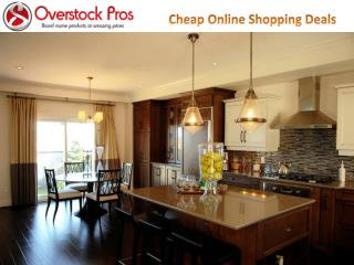 Cheap Online Shopping Deals