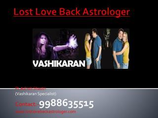 lost love back