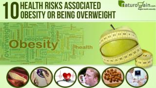 10 Health Risks Associated With Obesity or Being Overweight