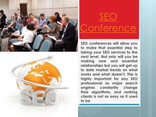 Vegas SEO Conference