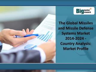 The Global Missiles and Missile Defense Systems Market 2014-