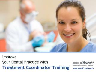Treatment Coordinator Training Videos Online