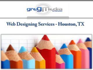 Web Designing Services - Houston, TX