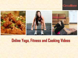 Online Yoga Video