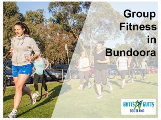 Group fitness in Bundoora