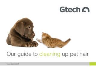 Gtech AirRam K9 Ebook