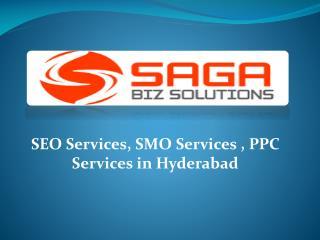 Best SEO Company in Hyderbad-Saga Biz Solutions