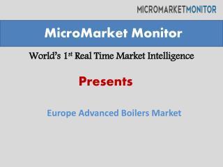 Europe Advanced Boilers Market
