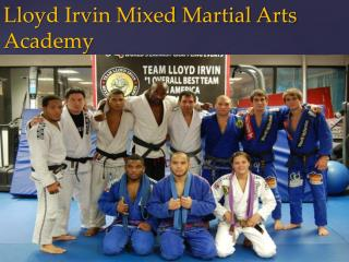 Lloyd Irvin Martial Arts Academy - Free After School Program