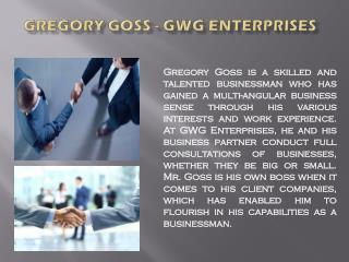 Gregory Goss
