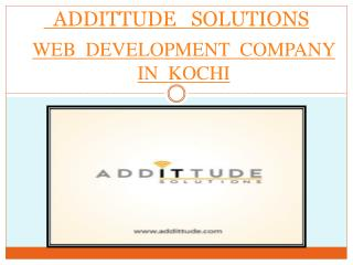 web development company in  cochin
