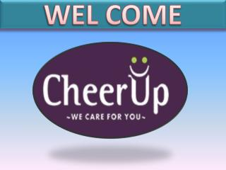 Cheer up: Help you to fight stress and depression