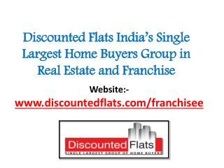 Small Business Opportunities India, Franchise Companies Indi