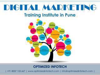 Digital Marketing training Institute in Pune