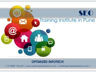 SEO Training Institute in Pune | SEO Classes in Pune