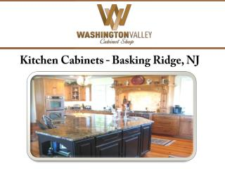 Kitchen Cabinets - Basking Ridge, NJ