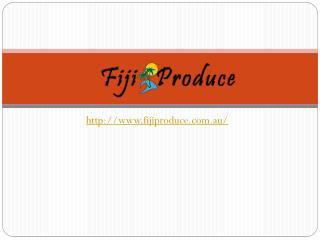 Fiji Produce