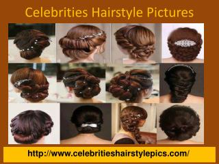 Celebrity Hairstyle 2015