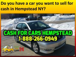 How Much is My Car Worth Hempest
