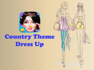 Country Theme Dress Up