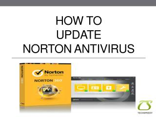 How to Update Norton Antivirus