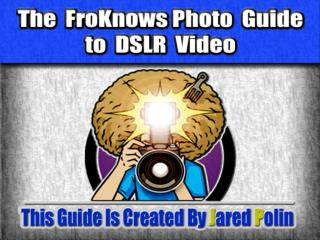 Online DSLR videography Courses For Beginner