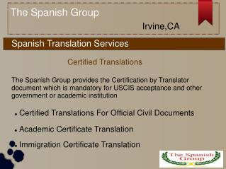 Technical translation services for legal and documents