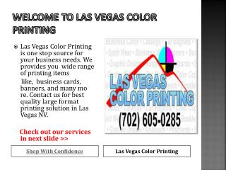 Online Brochure Printing Services