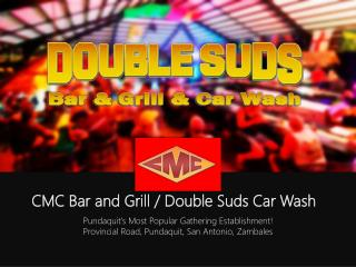 CMC Bar and Grill / Double Suds Car Wash
