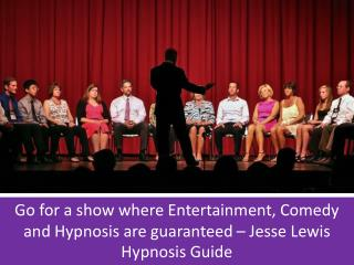 Best Corporate Event host in Vancouver -Jesse Lewis the Hypn