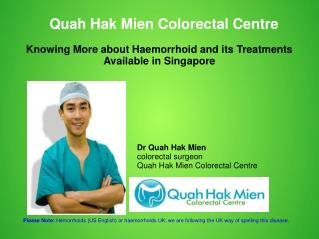 Knowing More about Haemorrhoid and its Treatments Available