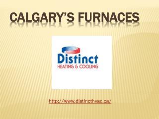 Calgary's Furnaces