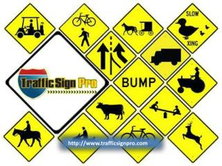 Best Road Signs for Sale  (877) 897-8664  TrafficSignPro