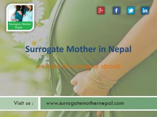 Surrogate Mother Nepal | Surrogates Nepali