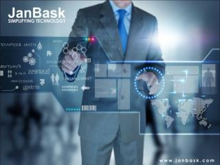 Janbask | SalesForce Cloud Alliance Partner