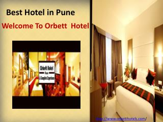 Best hotels in Pune