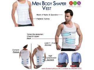 Now Men Shapewear In India For Insant Body Shape
