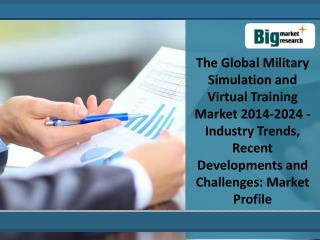 Global Military Simulation and Virtual Training Market 2024