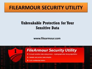 Get Maximized Protection of your Encrypted Data
