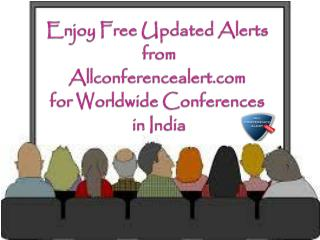 Enjoy Free Updated Alerts from Allconferencealert.com