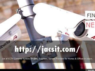 CCTV Camera Jaipur