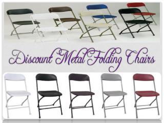 1stackablechairs - Discount Metal Folding Chair